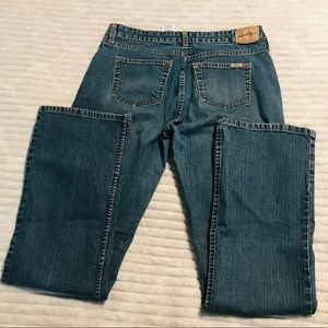 Levi's Stretch Low Rise Bootcut size 10 Long Tall